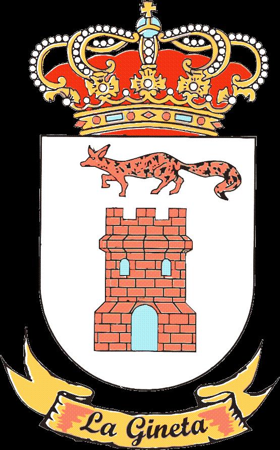 Escudo de AYUNTAMIENTO DE LA GINETA